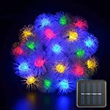 Best Improvements String Lights - Thousanday Solar Christmas String Lights, 20ft 50 LED Review