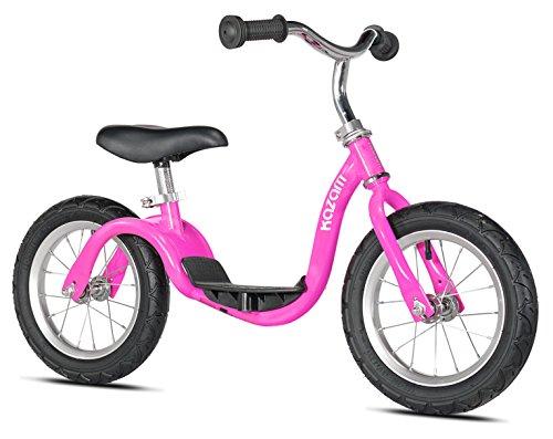 Kazam KZ2 Laufrad-Rosa, für Kinder von 2-5Jahren (Kazam Balance-fahrrad)