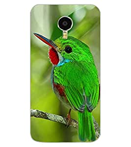ColourCraft Lovely Bird Design Back Case Cover for MEIZU BLUE CHARM NOTE 3