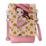 squarex Shoulder Bags Women's Handbags & Cartoon Handbags Kids Girls Mini Crossbody Bag