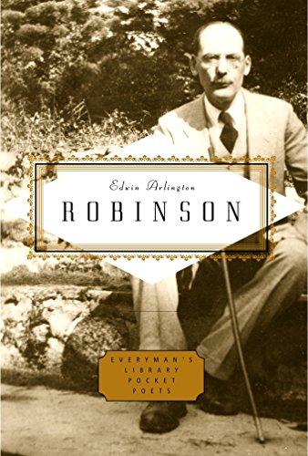 Robinson: Poems (Everyman's Library Pocket Poets) por Edwin Arlington Robinson