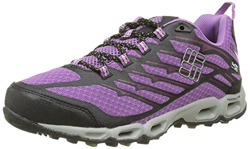 Columbia Ventrailia Ii Outdry, Scarpe Sportive Outdoor Donna Viola (Northern Lights, Lux 578Northern Lights, Lux 578)