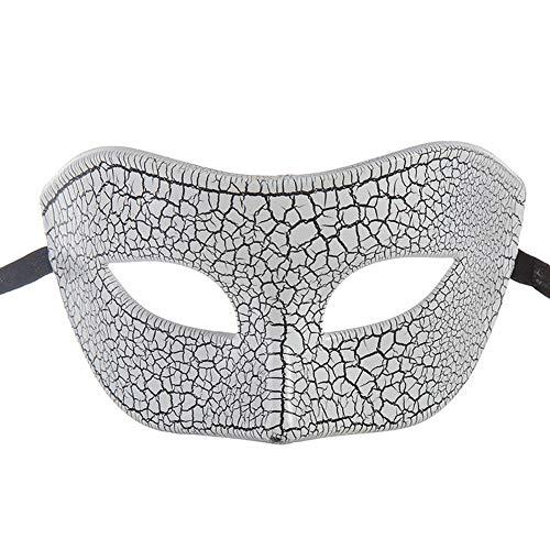 Erwachsene Maskerade Masken, Half Face Masquerade Masken, Party Halloween Mardi Gras Maske, - Mardi Gras Kostüm Männlich