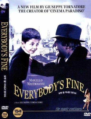 Everybody's Fine / Stanno Tutti Bene (1990, All Region, NTSC, Import) by Michèle Morgan, Valeria Cavalli Marcello Mastroianni