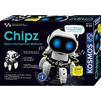 KOSMOS-Chipz-Dein-intelligenter-Roboter-mit-6-Beinen-folgt-Bewegungen-weicht-Hindernissen-aus-Licht-und-Soundeffekte-Roboter-Spielzeug-Bausatz-Experimentierkasten-fr-Kinder-ab-8-Jahren KOSMOS – Chipz – Dein intelligenter Roboter, mit 6 Beinen, folgt Bewegungen, weicht Hindernissen aus, Licht- und Soundeffekte, Roboter Spielzeug, Bausatz, Experimentierkasten für Kinder ab 8 Jahren -