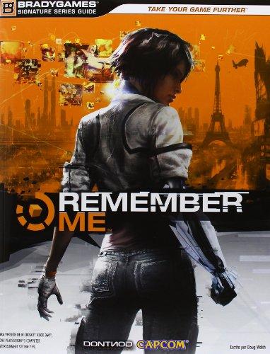 Remember Me. Guía Oficial