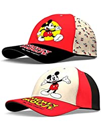 Kids Licensing Mickey Mouse WD20175. Gorra. Modelo Aleatorio.
