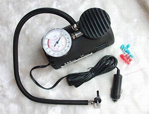 Auto Kompressor 12V DC für Autos, Fahrräder, Motorräder, Sportbälle und Schlauchboote
