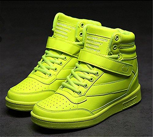 Modalità Rawhide Scarpa Comfort Potrebbero Wealsex Graffiare Di Offset Lacci Sneaker Donna v0qgzww