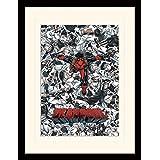 Deadpool - Bodies Póster De Colección Enmarcado (40 x 30cm)