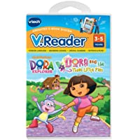 Vtech Storio V.Reader Animated E-Book Reader - Dora