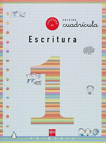 Cuaderno 1 de escritura, Cuadrícula. 1 Primaria - 9788434897076 por Juan José Prol