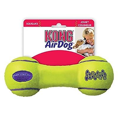 KONG Air Dog Squeaker Donut Dog Toy, Large