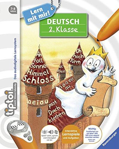 Preisvergleich Produktbild tiptoi® Deutsch 2. Klasse (tiptoi® Lern mit mir!)