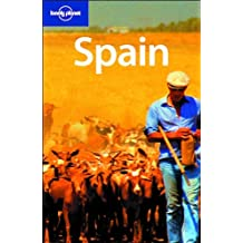 Spain 6 (Lonely Planet Country Guides)