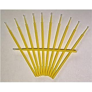alca 11 Lacktupfer gelb zum ausbessern zur Verwendung im Modellbau …Retuschierstäbchen Micropinsel