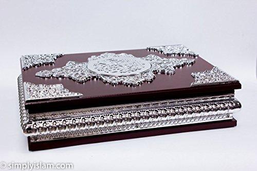 Silber Koran Box