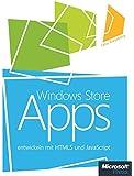 Windows Store Apps entwickeln mit HTML5 und JavaScript