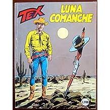 Tex. Luna comanche. Ott. 1988