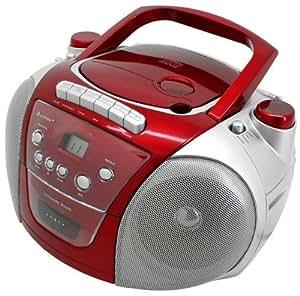 Soundmaster SCD5402 CD-Radio-Kassettenabspielgerät