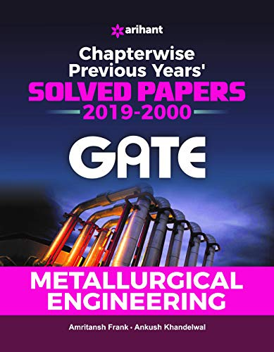 Metallurgical Engineering Solved Papers GATE 2020