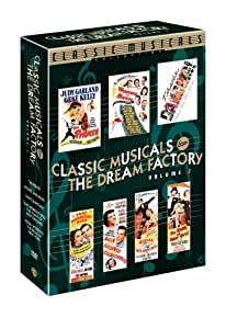 Classic Musicals from the Dream Factory, Vol. 2 (The Pirate / Words and Music / That's Dancing / The Belle of New York & Royal Wedding / That Midnight Kiss & The Toast of New Orleans) (REGION 1)(NTSC) [DVD] [US Import]