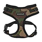 Puppia Ritefit Hundegeschirr, Large, Camo