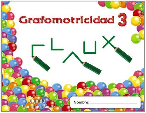 Trazos y trazos 3 grafomotricidad educación infantil (educación infantil algaida grafomotricidad)