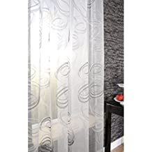 suchergebnis auf f r gardinenstoffe meterware transparent. Black Bedroom Furniture Sets. Home Design Ideas