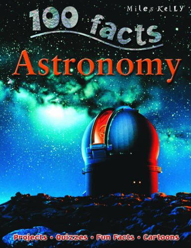 100 Facts - Astronomy Cover Image