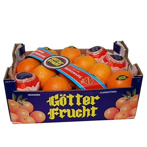 Orangen Götterfrucht Premiumqualität 10 kg Karton