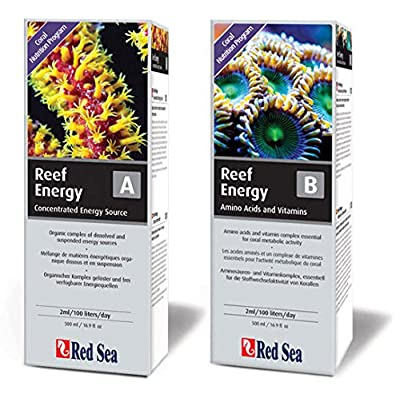 Red Sea Reef Energy A + B, 2 x 500 ml