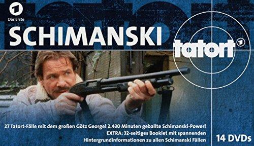Tatort - Schimanski Box (Sonderedition) (14 DVDs)