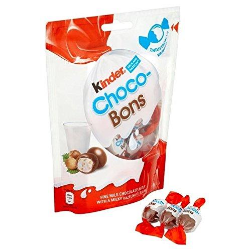 Kinder Choco-Bons Bolsa 104g (Paquete de 2)