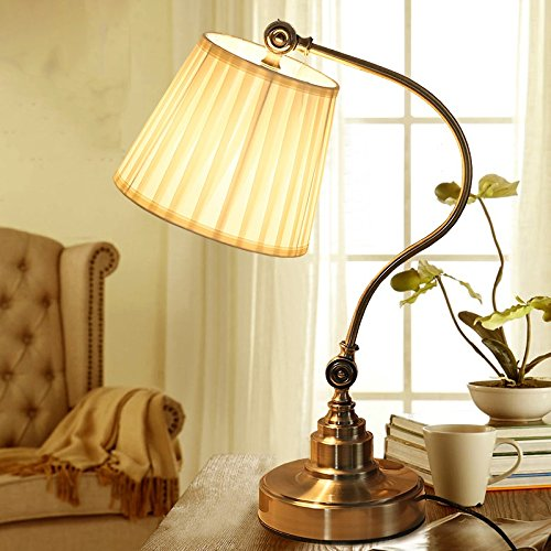 YU-K Terry tessitura paralumi lampada 3 porta touch 70*32cm, regolabile marrone chiaro , Interruttore a