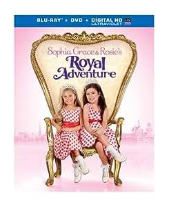 Sophia Grace & Rosie a Royal Adventure [Blu-ray] [US Import]