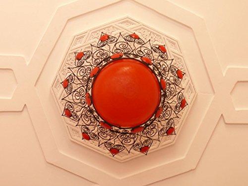 Orientalische Deckenlampe Lampe Decke Chems Sonne Marrakesch