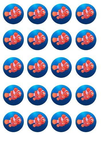 Finding Nemo-Kuchen-Deckel-Dekorationen (Findet Nemo Geburtstags-dekorationen)