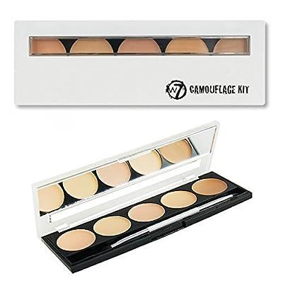 W7 Camouflage Kit Cream Concealer Palette
