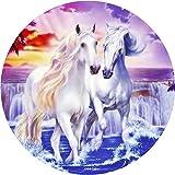 Tortenaufleger Pferde 060