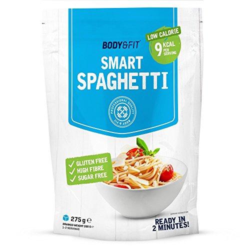 Smart Spaghetti - Frei von Kohlenhydraten, Fett, Zucker und Gluten