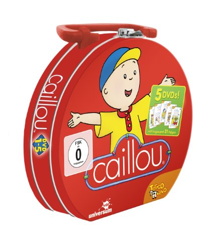 1-5 - Lunch-Box (5 DVDs)