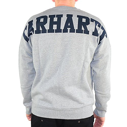 Sweatpulli Carhartt Bronks greyh./nav