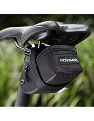 Bazaar ROSWHEEL vélo vélo de bicyclette selle arrière tige de selle siège sac de queue de poche
