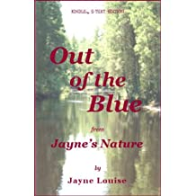 Out Of The Blue (Jayne's Nature) (English Edition)