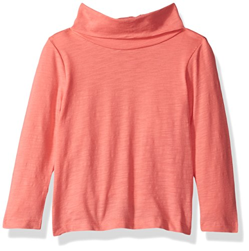 Crazy 8 Girl's Long Sleeve Turtleneck Tee T-Shirt