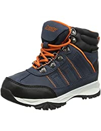Latupo GmbH - Shoes Limes, Zapatos de High Rise Senderismo Unisex Niños