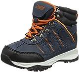 Latupo GmbH - Shoes Limes, Scarpe da Arrampicata Alta Unisex-Bambini, Blu (Navy/Orange), 29 EU