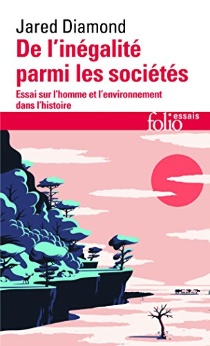 De L'Inegalite Parmi Les Societes (Folio Essais)