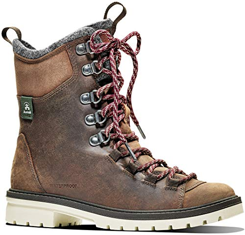 Kamik Roguehiker Shoes Damen Cognac Schuhgröße US 9 | EU 40 2019 Schuhe